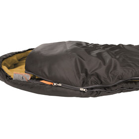 Easy Camp Orbit 200 Slaapzak, black